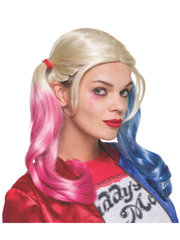 Harley Quinn Ladies' Wig