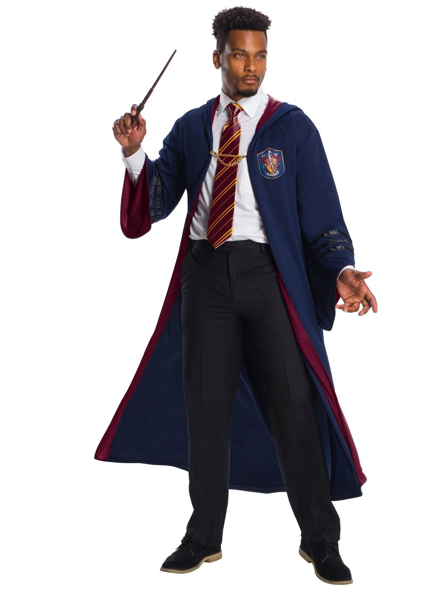 View larger image of Harry Potter Gryffindor Adult Deluxe Costume