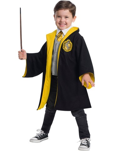 Hufflepuff Student Harry Potter Costume for Toddlers