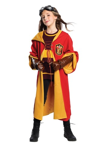 Gryffindor Quidditch Harry Potter Child Costume