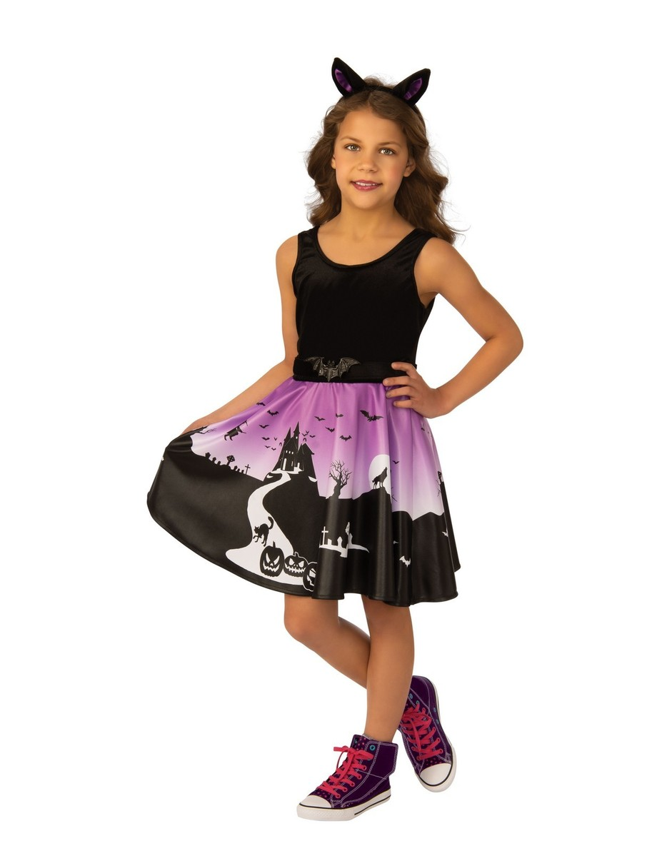 View larger image of Girls Haunted House Costume