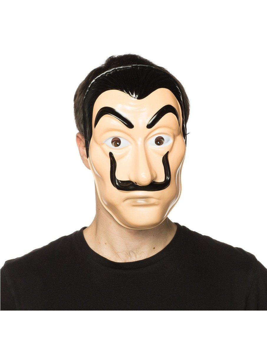 View larger image of Adult Heist Mask