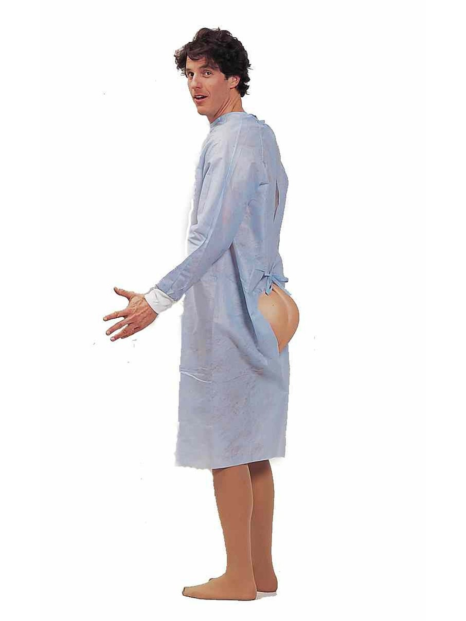 View larger image of Hindsight Patient Gown Adult Costume