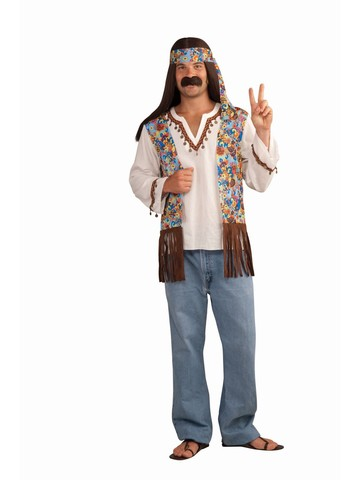 Hippie Groovy Set - Male Costume
