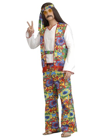 Ready for Woodstock Hippie Costume