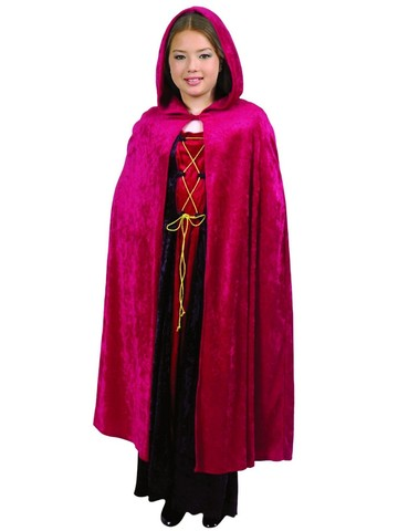 Childrens Hooded Unisex CloakC.P