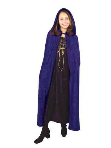 Crushed Penne Kids Horror Cloak