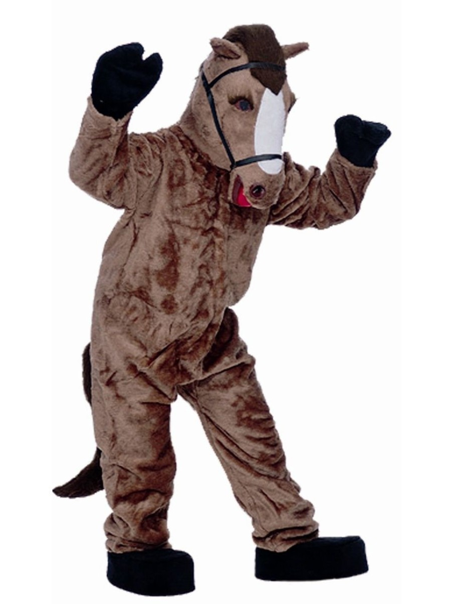 View larger image of Horse Mascot Costume