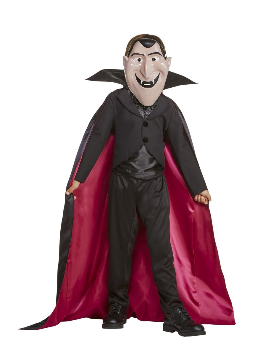 View larger image of Hotel Transylvania Childrens Count Dracula Costume