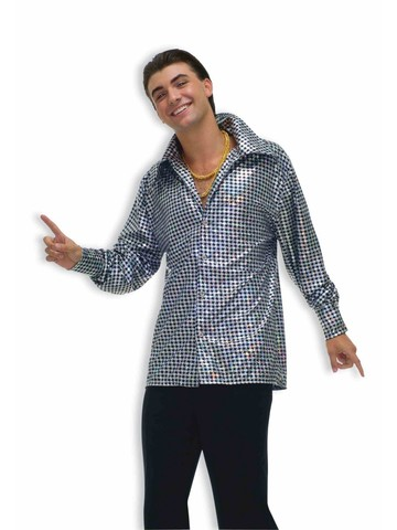 Men's Groovy Dancing Shirt