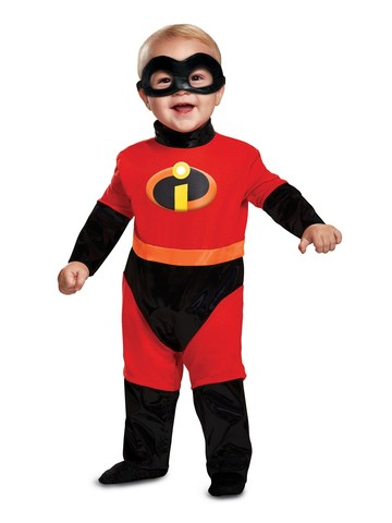 Incredibles 2: Classic Incredibles Infant Costume