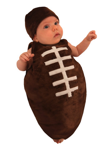 Finn The Football Infant Bunting