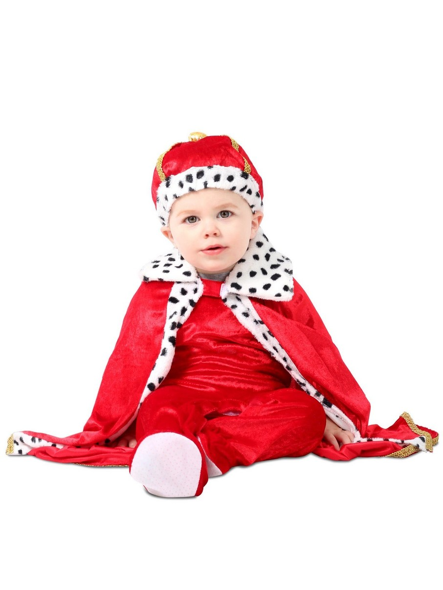 View larger image of Regaly Royalty King Costume for Infants