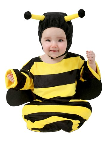 Sweet Little Bumble Bee Costume for Infants