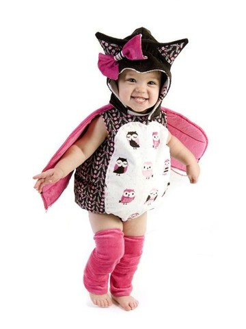 Infant Toddler Emily the Owl Costume