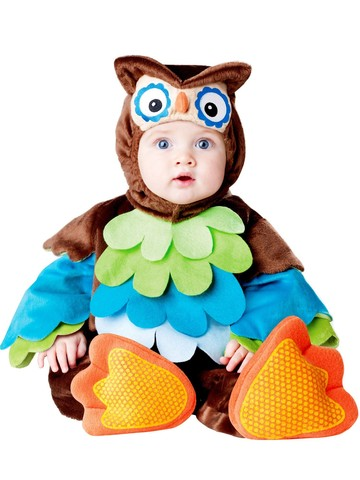 Infant Toddler What A Hoot Owl Costume