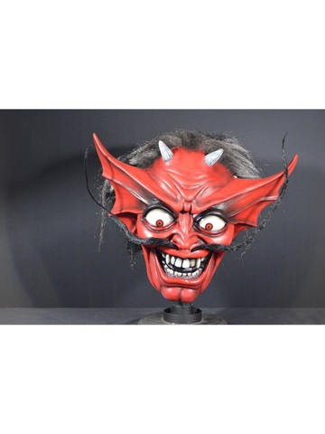 Number of the Beast Iron Maiden Adult Devil Mask