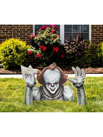 It 2 Movie Pennywise Ground Breaker Prop