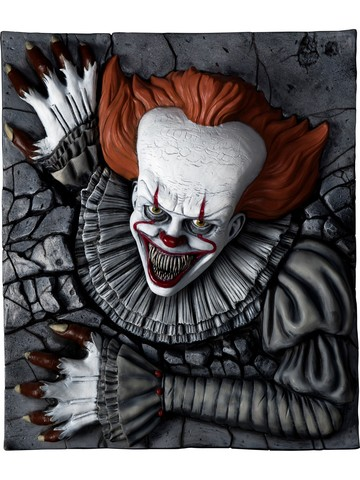 IT Movie Pennywise Wall Breaker Decoration