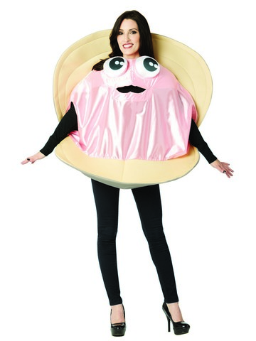 Jammin Clam Costume for Adults