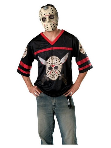 Adult Jason Hockey Jersey