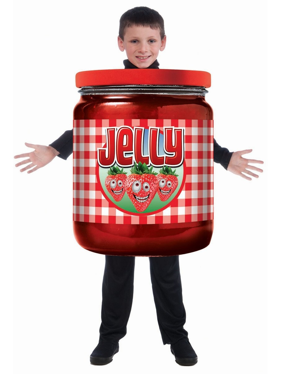 View larger image of Jelly Jar Child Costume
