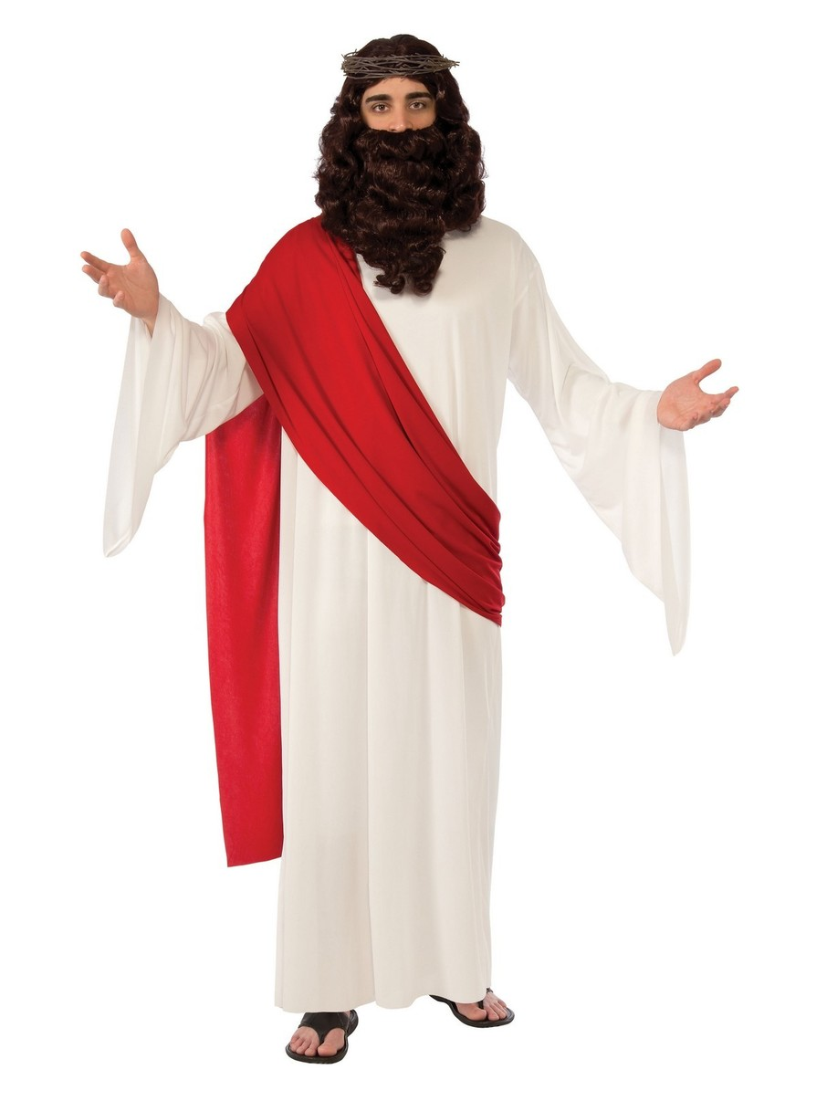 View larger image of Jesus Adult Plus Costume