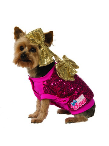 Bow-Bow Costume for Pets