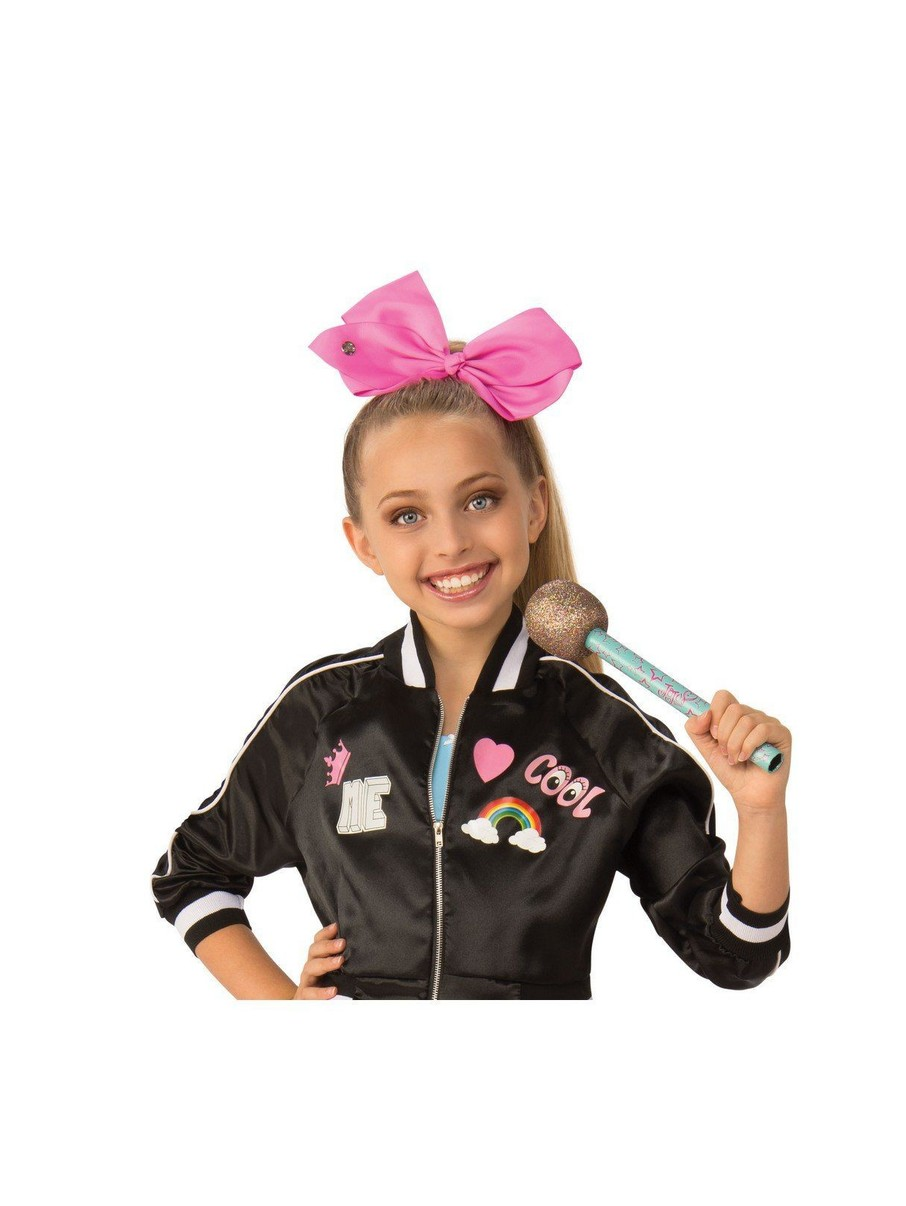 View larger image of Kid's Jojo Siwa Glitter Microphone