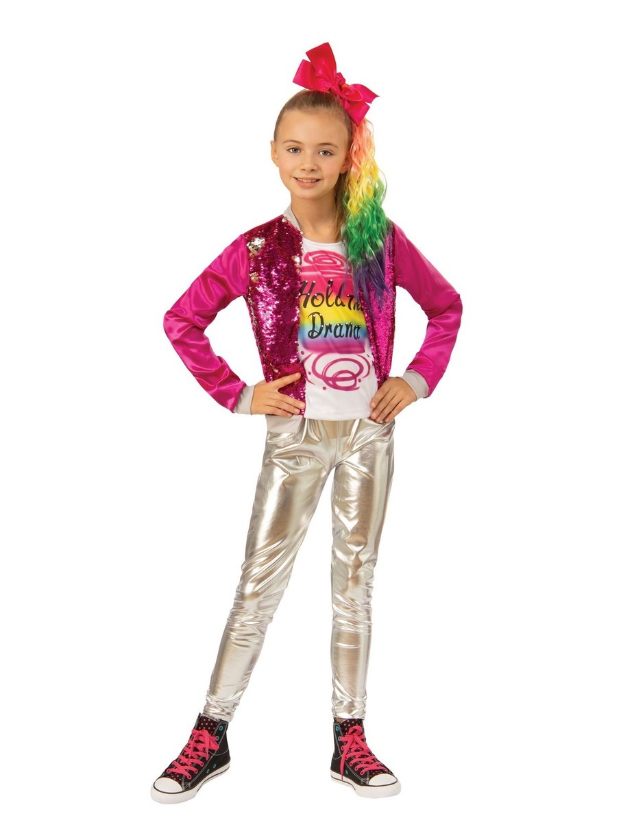 "View larger image of ""Hold the Drama"" Jojo Siwa Costume"