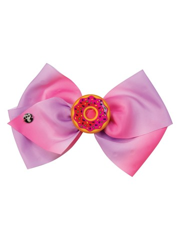 Jojo Siwa Jojo Pink Bow With Charm And Braids