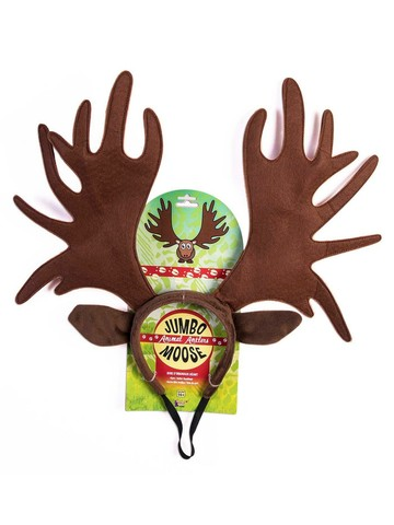 Moose Animal Jumbo Costume Kit
