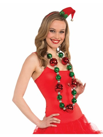 Super Sized Christmas Beads
