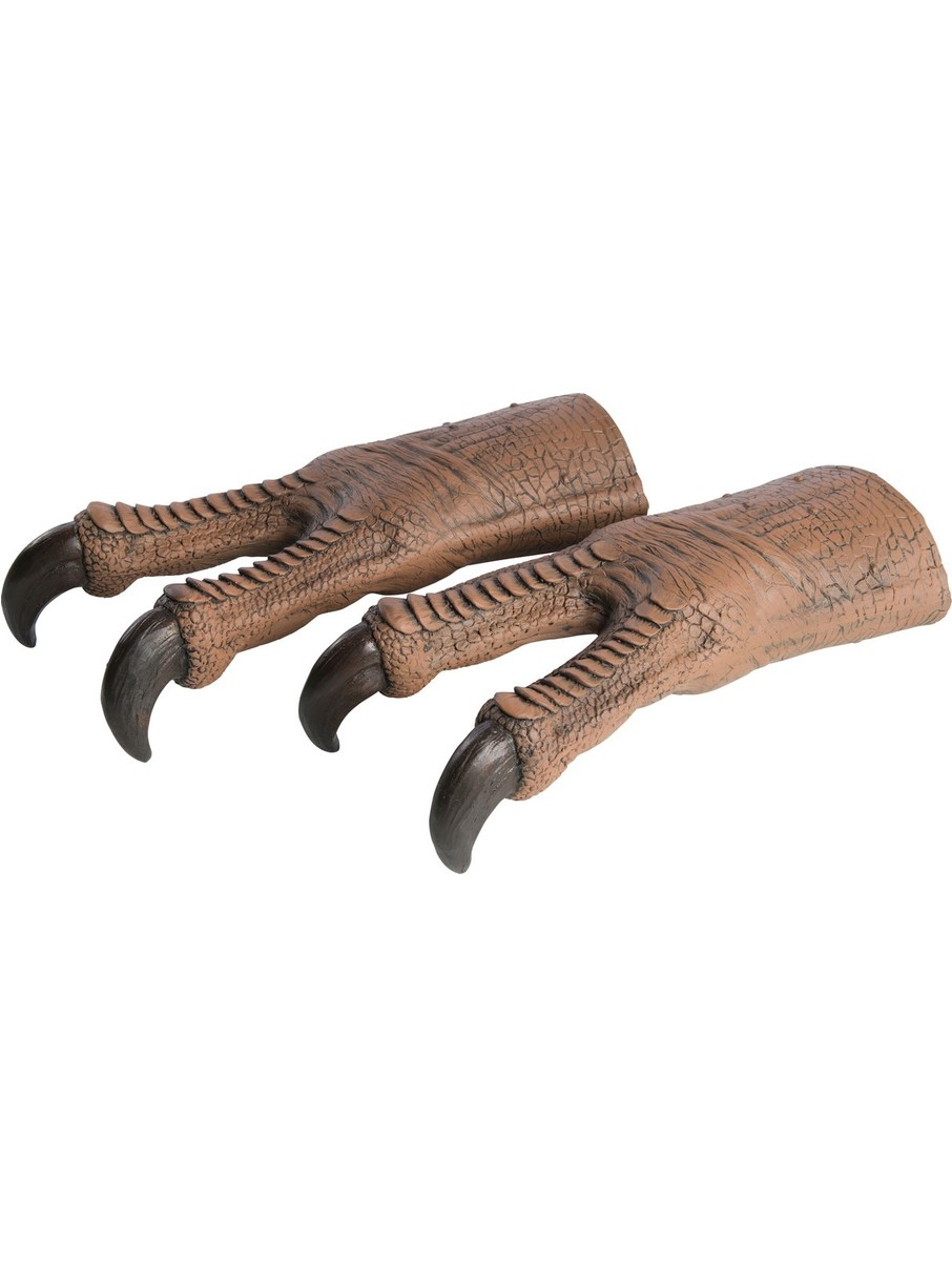 View larger image of Jurassic World T-Rex Adult Latex Hands