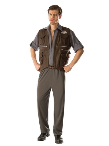 Owen Deluxe Adult Jurassic World Costume