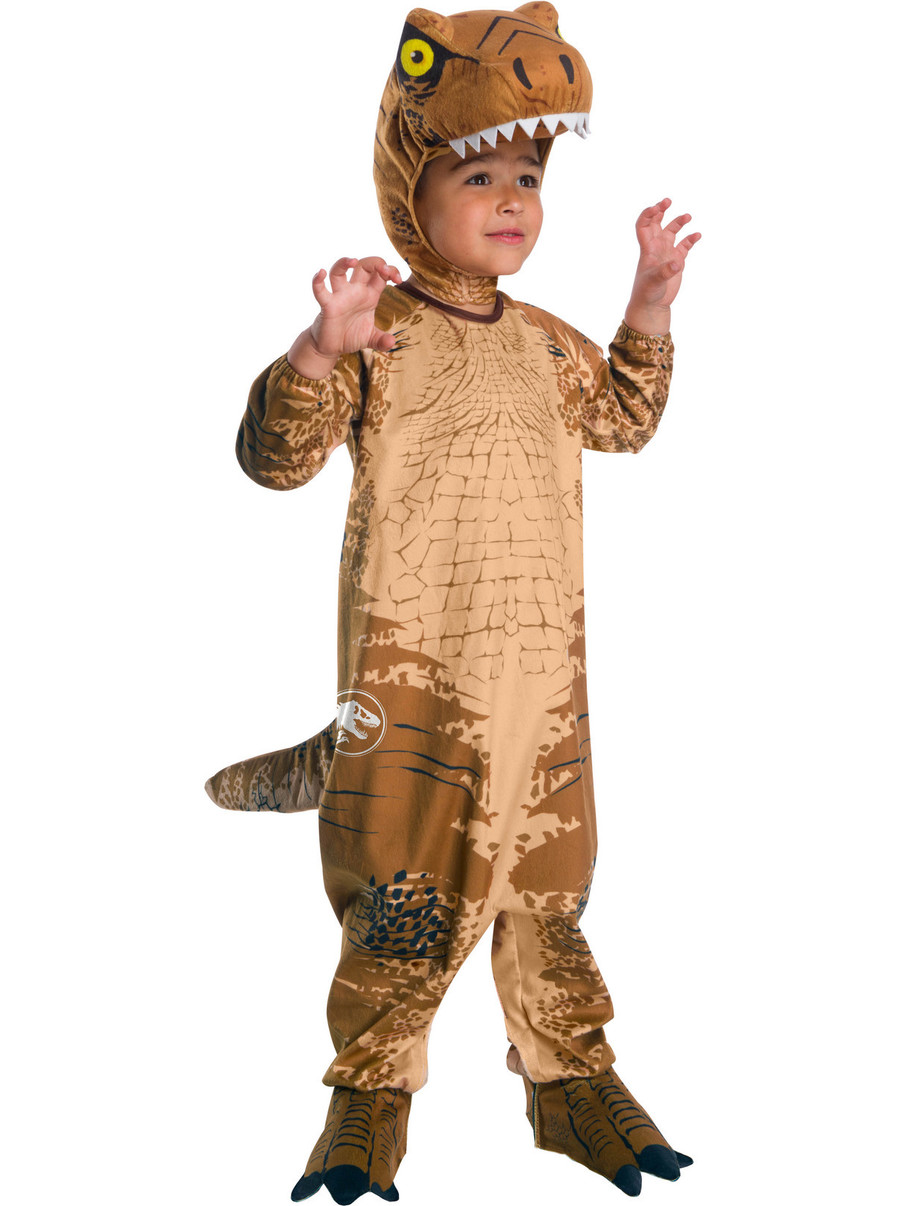 View larger image of Jurassic World: Fallen Kingdom T-Rex Carnivore Toddler Costume