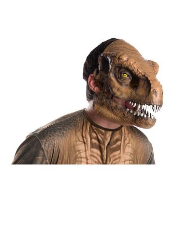 Jurassic World: Fallen Kingdom T-Rex Movable Jaw Mask For Adults