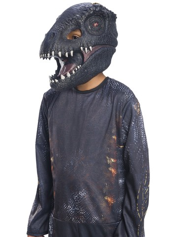 Jurassic World: Fallen Kingdom Villain Dinosaur 3/4 Mask For Adults