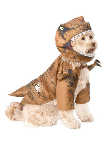T-Rex Jurassic World Pet Costume