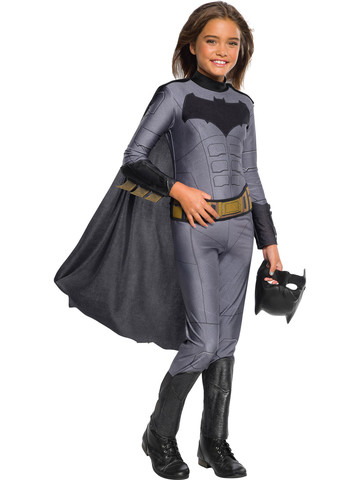Justice League Batman Jumpsuit for Girls