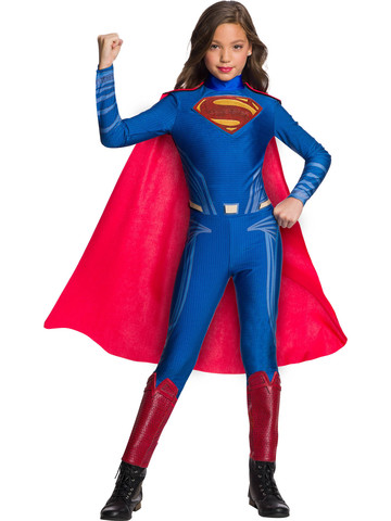 Justice League Superman Jumpsuit for Girls