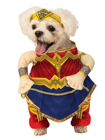 Justice League Wonder Woman Costume for Pet