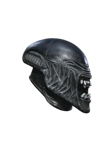 Vinyl 3/4 Alien Kids Mask