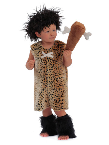Baby Cave Boy Kids Costume