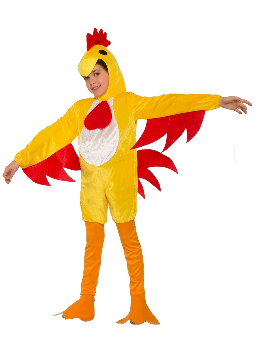 View larger image of Kid's Ruler of the Roost Costume