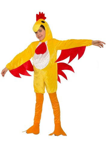 Kid's Ruler of the Roost Costume