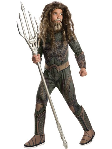 Deluxe Kids Aquaman Costume