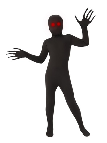 Shadow Demon Fading Eyes Costume