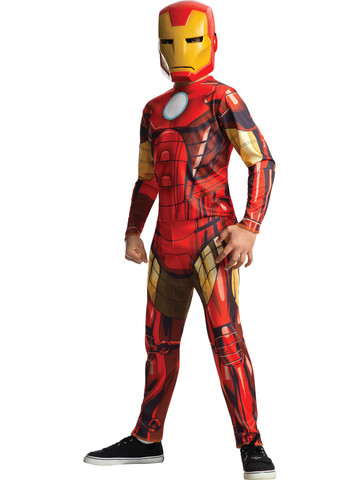 Iron Man - Childrens Costume
