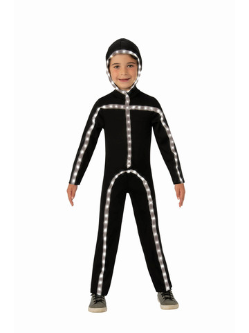 Stick Man Light-Up Costume